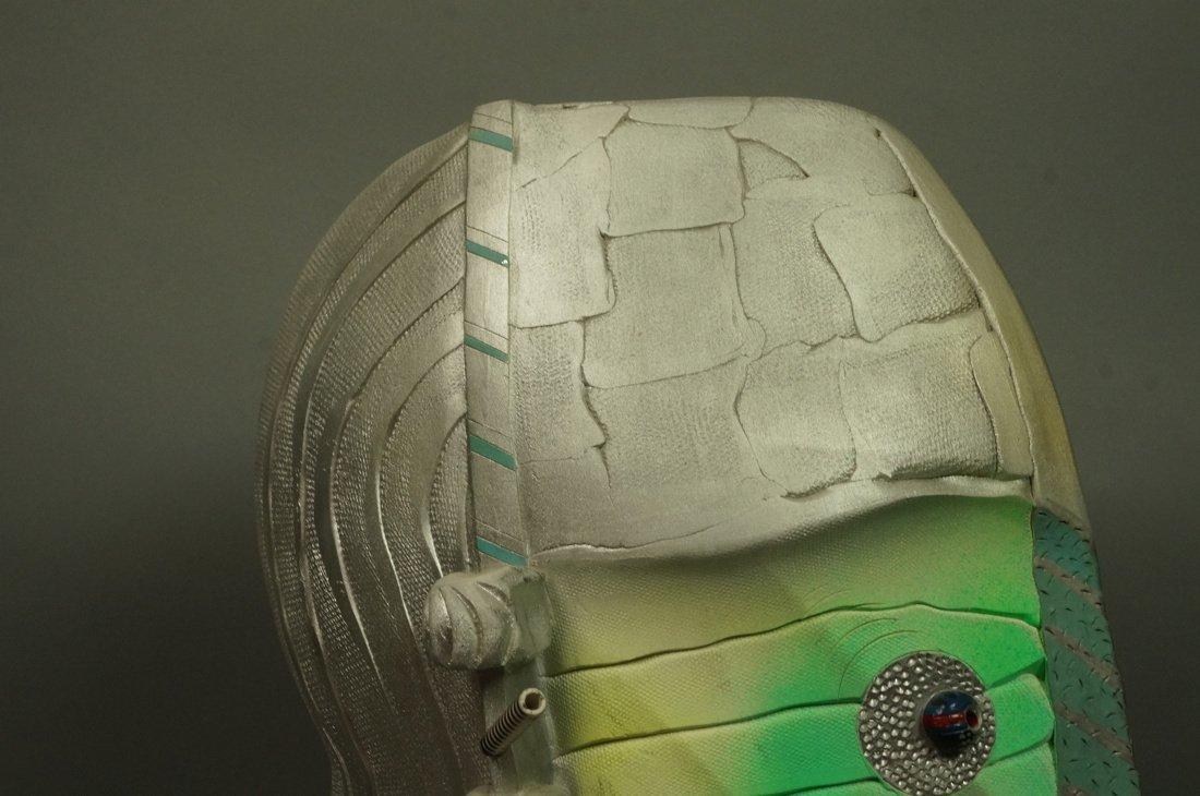 JAMIE DAVIS 6 '88 Memphis inspired Plaster Bust. - 3
