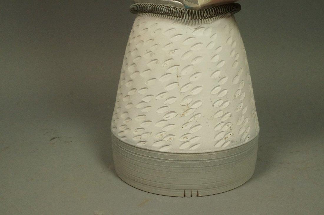 JAMIE DAVIS 6 '88 Memphis inspired Plaster Bust. - 5