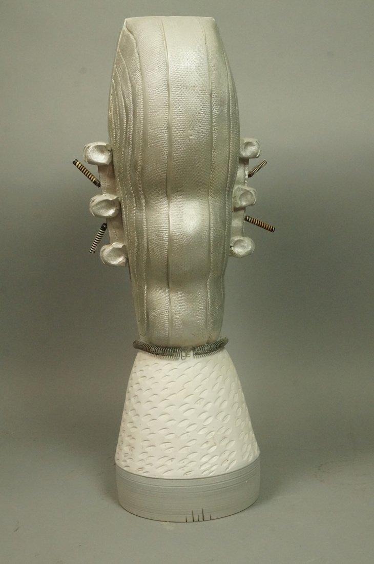 JAMIE DAVIS 6 '88 Memphis inspired Plaster Bust. - 7