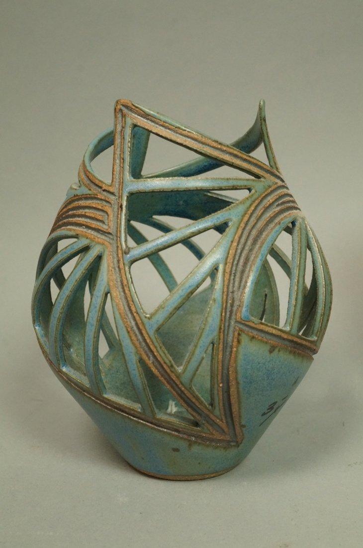 5pc Modernist Ceramic Lot. 1&2) 2pcs ROSENTHAL by - 3