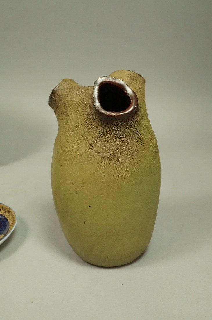 5pc Modernist Ceramic Lot. 1&2) 2pcs ROSENTHAL by - 8