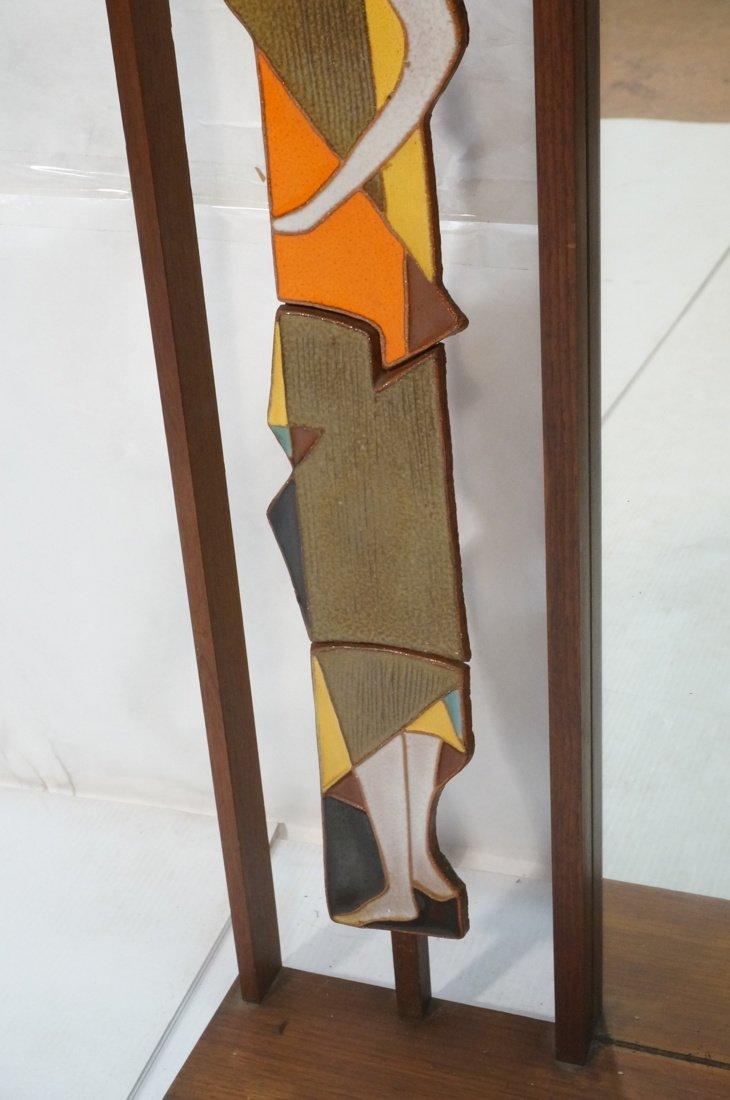 American Modern Wall Shelf Mirror. Harris Strong - 3