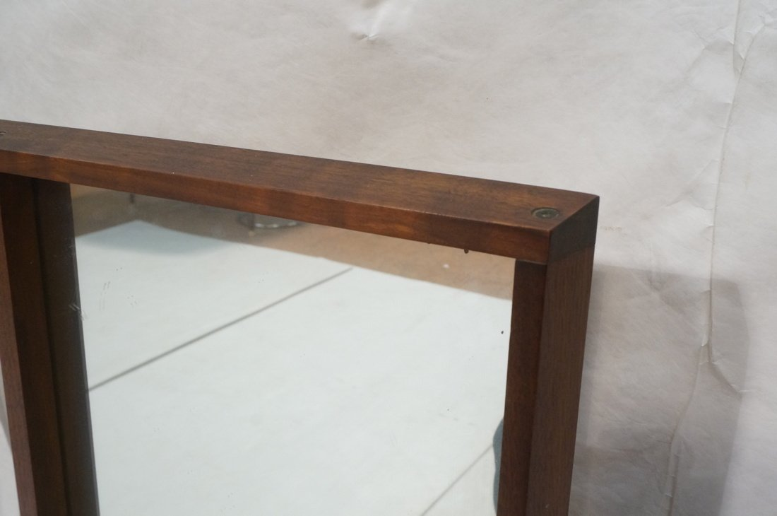 American Modern Wall Shelf Mirror. Harris Strong - 5