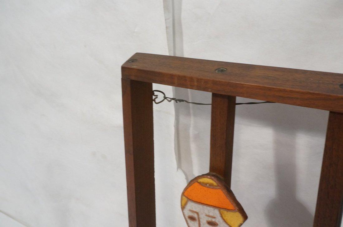 American Modern Wall Shelf Mirror. Harris Strong - 6