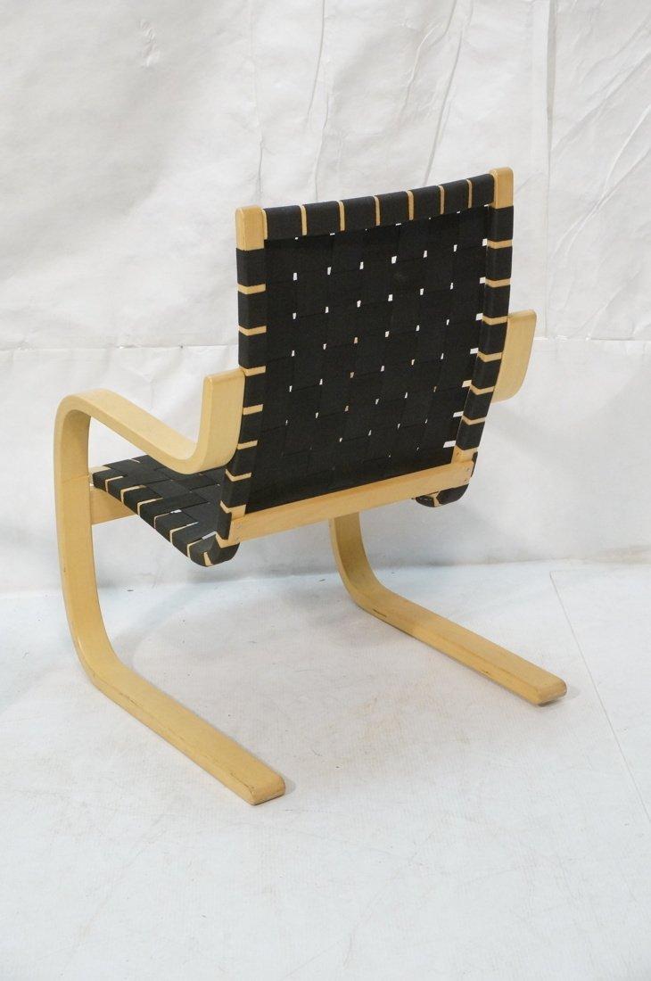 Pr ALVAR AALTO for ARTEK ICF Lounge Chairs. Lamin - 6