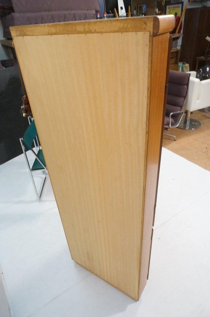 RASMUS Danish Teak Modern Corner Cabinet. Four Do - 8