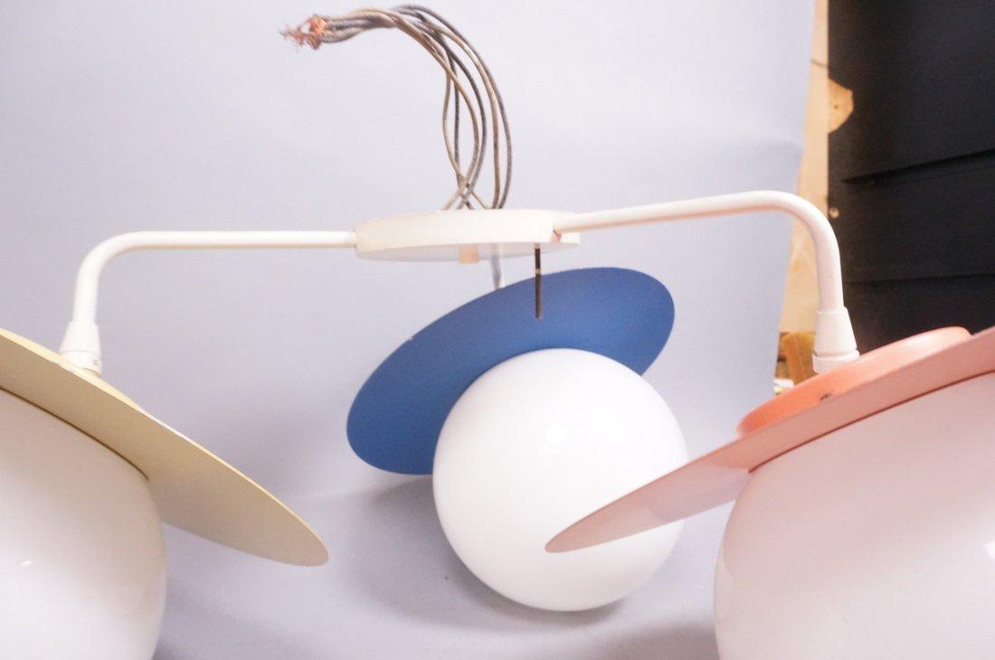 Modernist Hanging Ceiling Light. Ceiling mount wi - 7