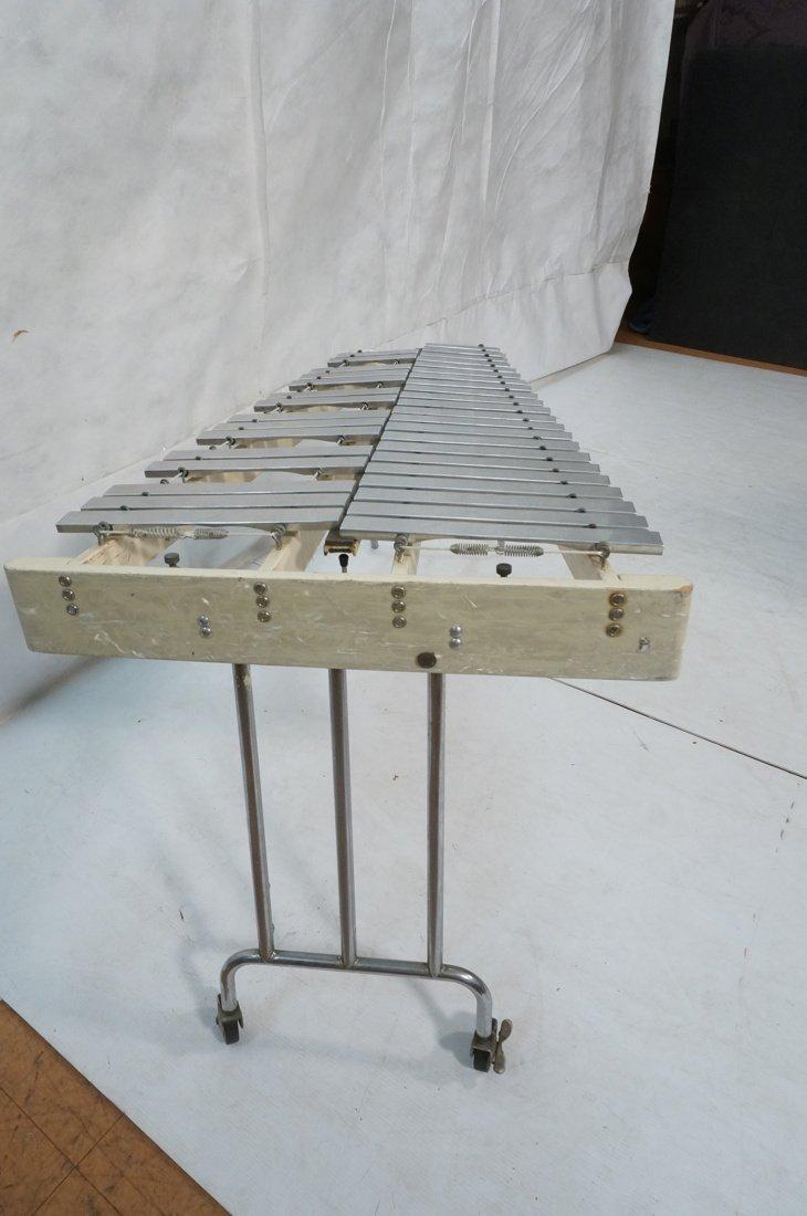 Jen C0. Aluminum oversized xylophone. Folding leg - 2
