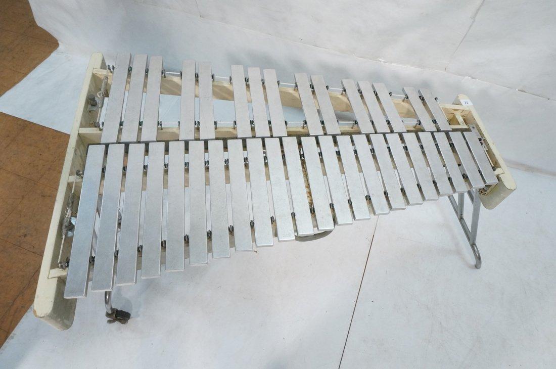 Jen C0. Aluminum oversized xylophone. Folding leg - 3