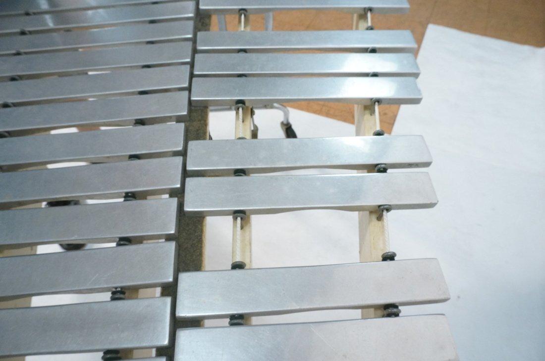 Jen C0. Aluminum oversized xylophone. Folding leg - 7