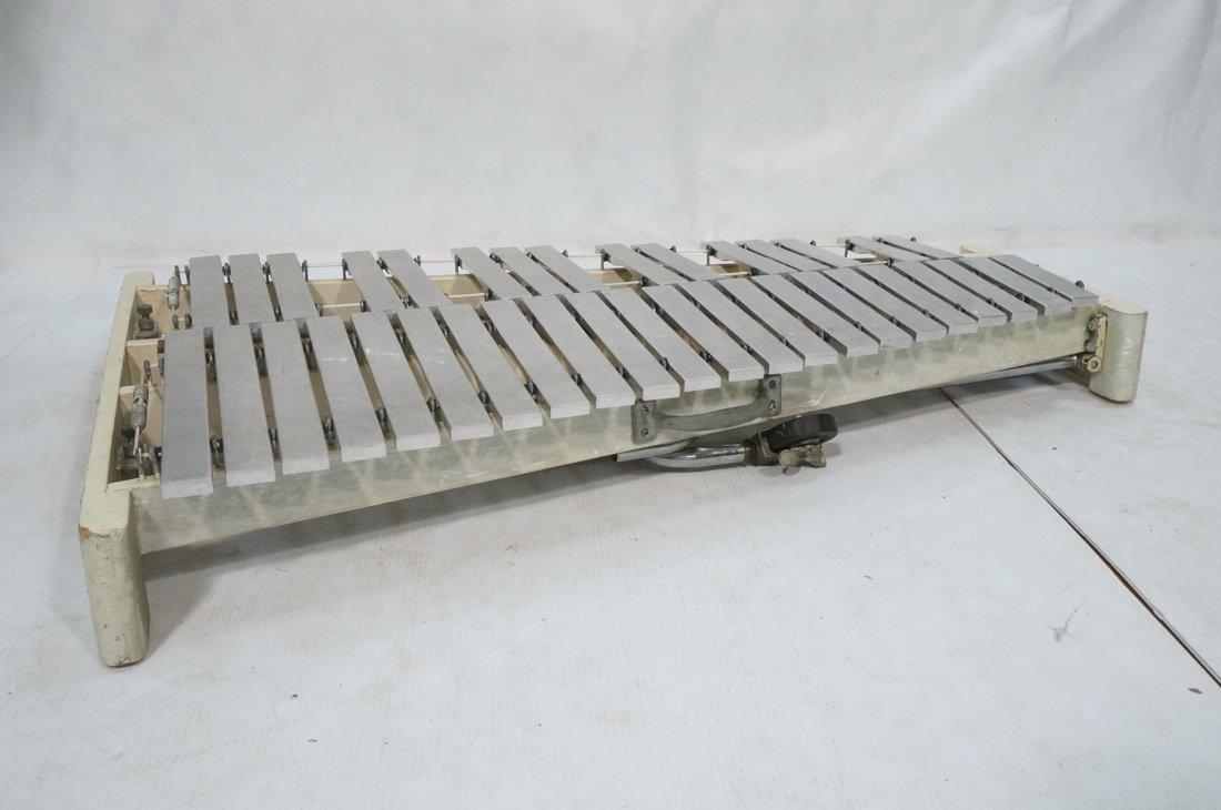 Jen C0. Aluminum oversized xylophone. Folding leg - 8