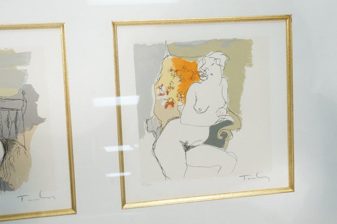 3 ITZCHAK TARKAY Prints. Nude Women. All pencil s - 4