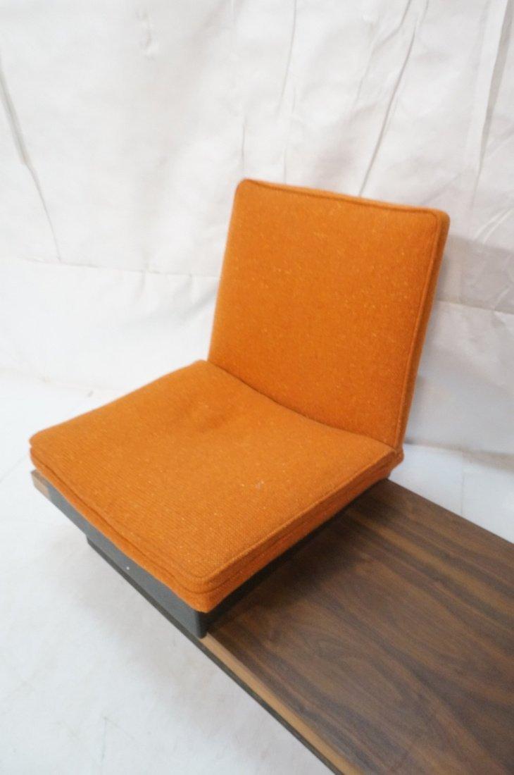 3pc  Modern Seating. Thayer Coggin Label. Two Lou - 3
