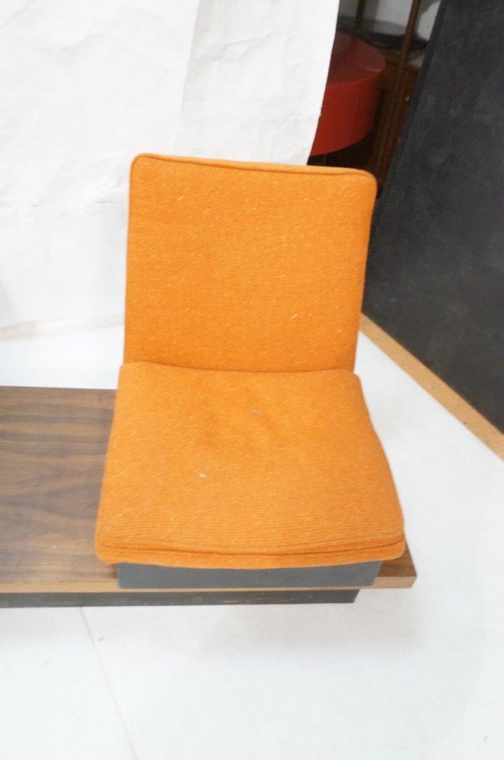 3pc  Modern Seating. Thayer Coggin Label. Two Lou - 6