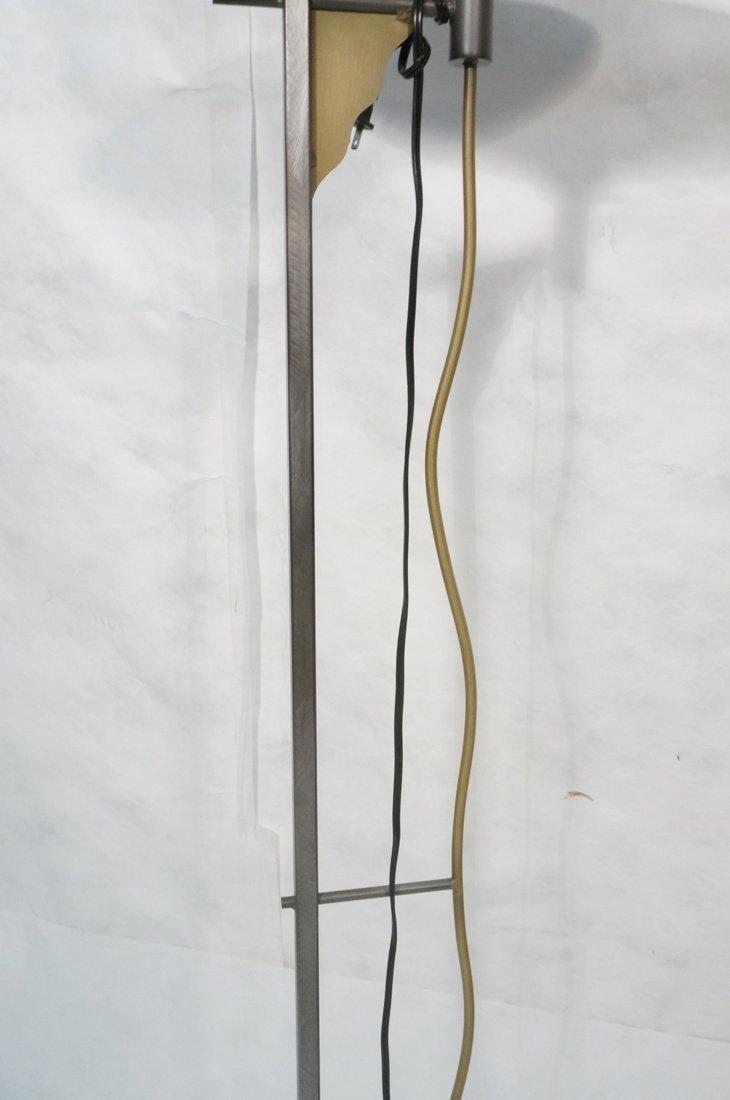 WESTEK Memphis style Mixed Metal Torch Floor Lamp - 4