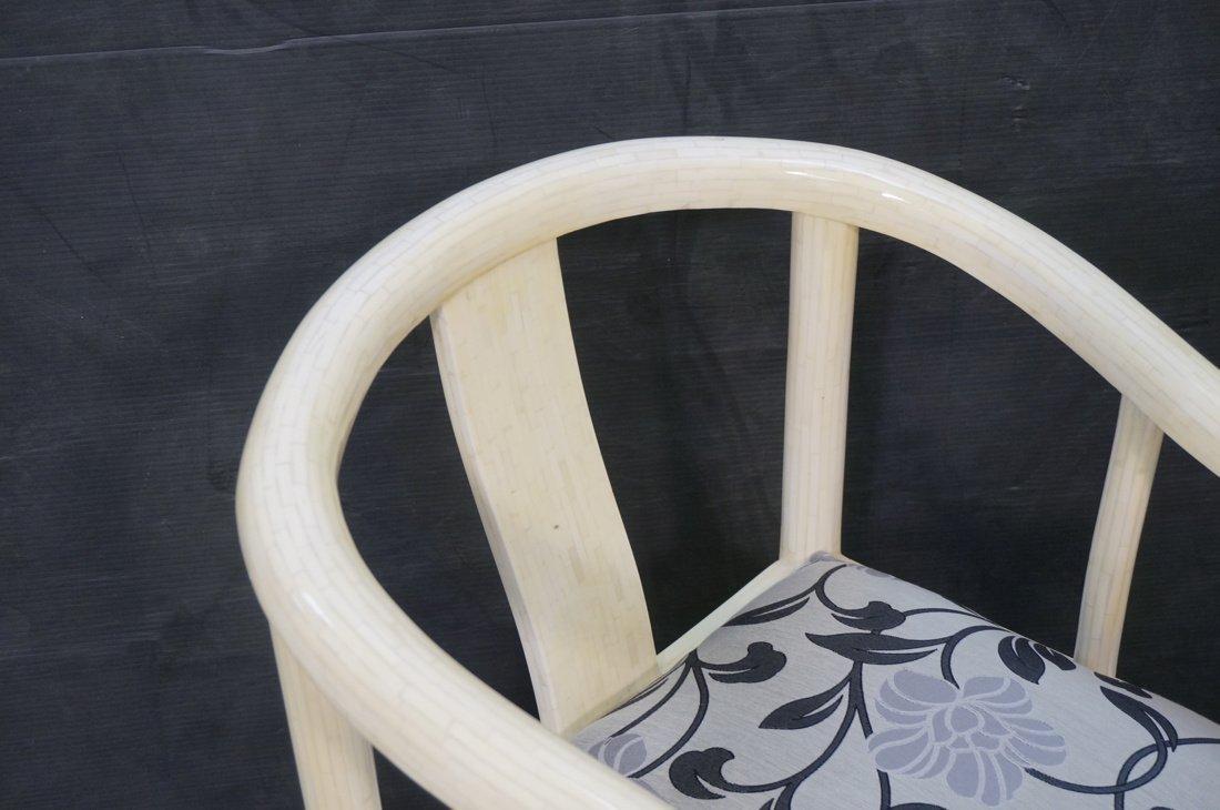 Century style Ivory tone tesserae tile Asian styl - 2