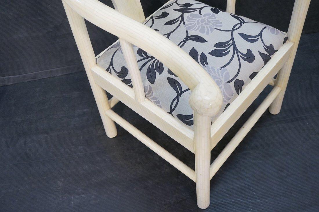 Century style Ivory tone tesserae tile Asian styl - 4