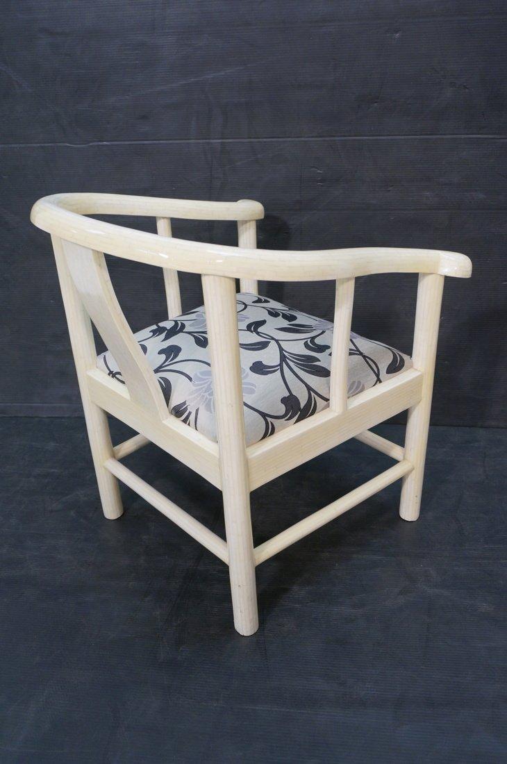 Century style Ivory tone tesserae tile Asian styl - 5