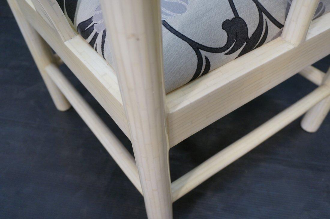 Century style Ivory tone tesserae tile Asian styl - 6