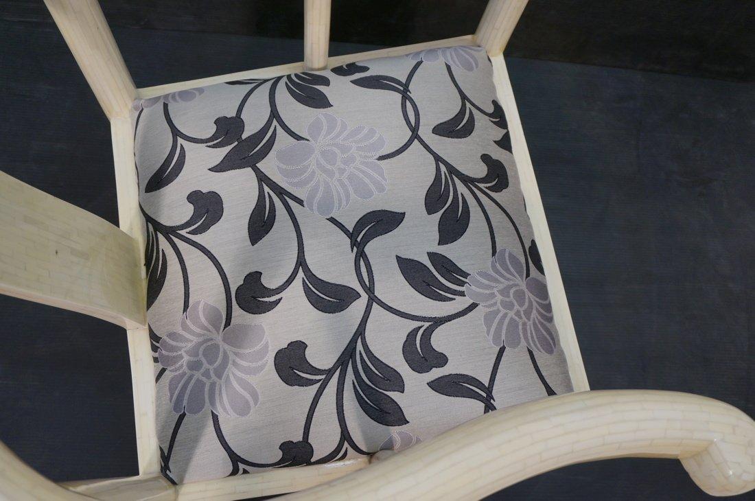 Century style Ivory tone tesserae tile Asian styl - 8