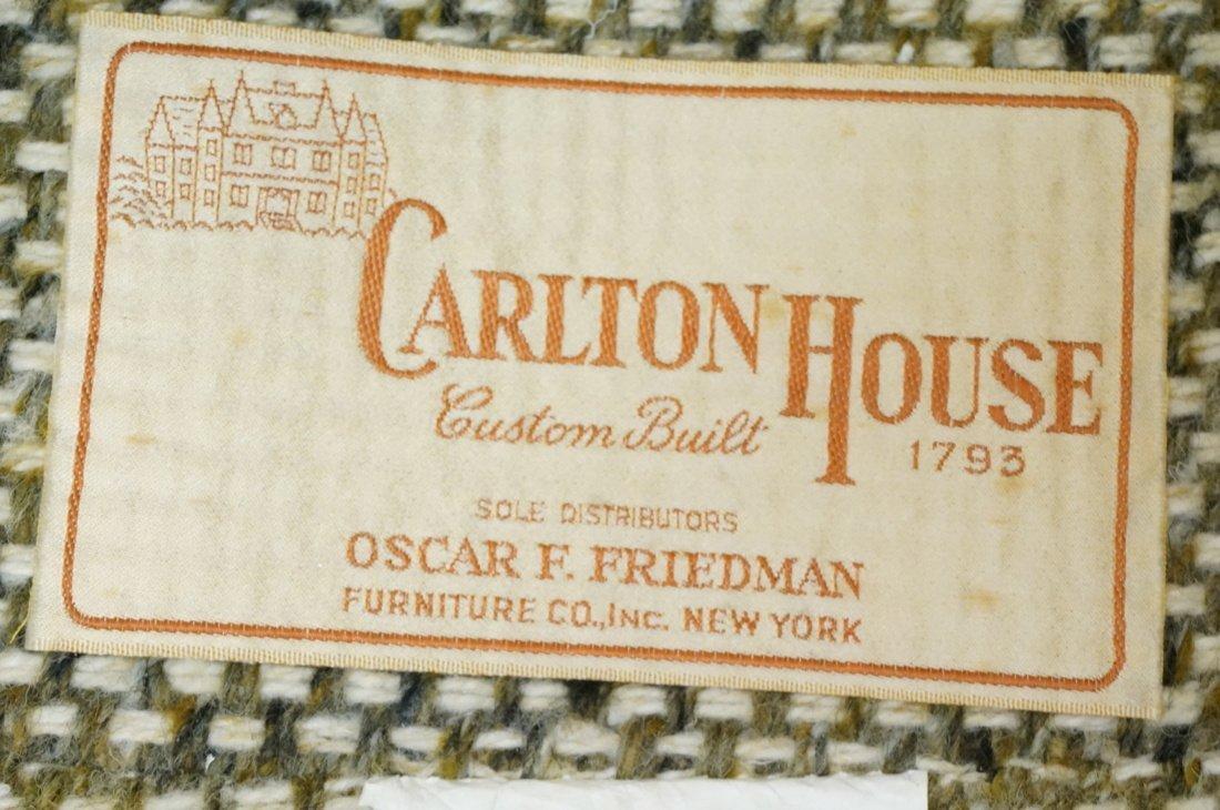 CARLTON HOUSE  Swivel Lounge Chair. Barrel back s - 6