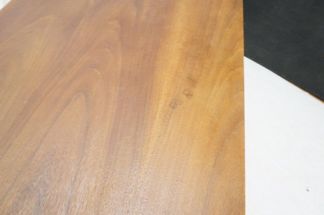 DILLINGHAM Walnut Tall Chest Of Modernist Drawers - 9