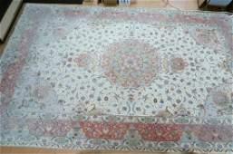 Large Palace Persian Size 13' x 22' Tabriz Rug. S