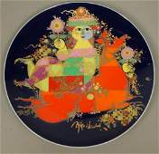 BJORN WIINBLAD for ROSENTHAL Large Charger Plate