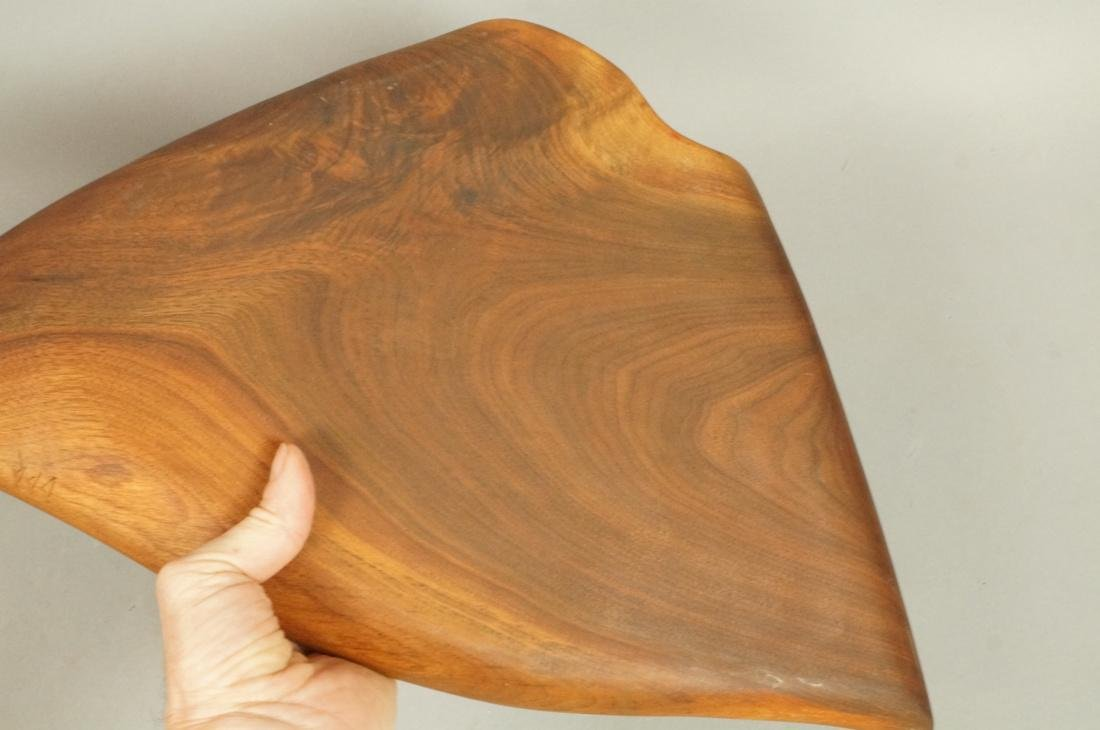 DPR Walnut Serving Board in the manner of Wharton - 3