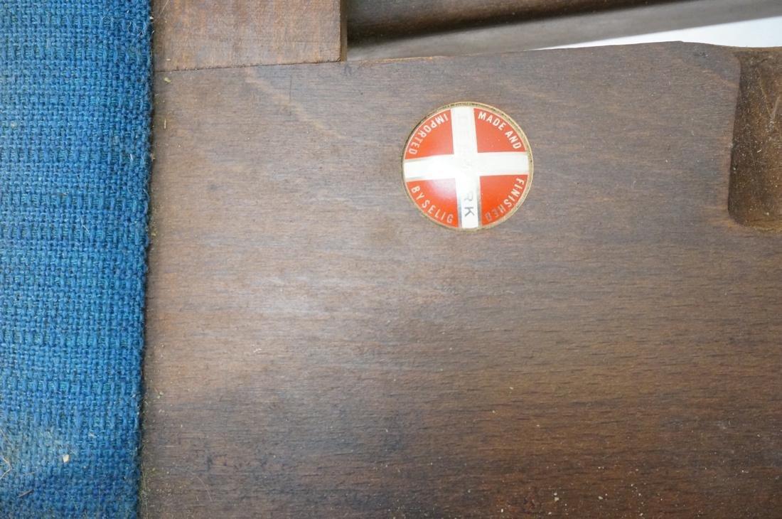 KOFOD LARSEN for SELIG Danish Modern Lounge Chair - 7