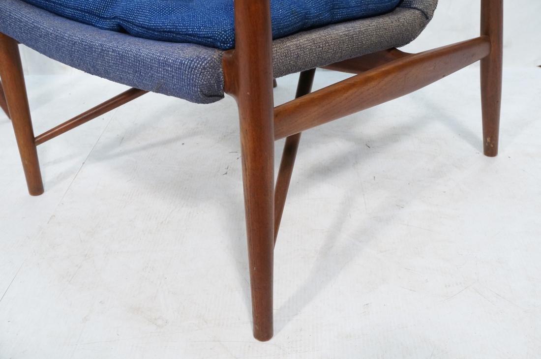 Pr FINN JUHL for ARNE VODDER Danish Lounge Chairs - 4