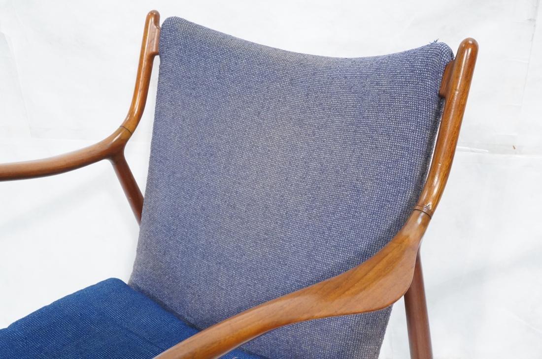 Pr FINN JUHL for ARNE VODDER Danish Lounge Chairs - 5