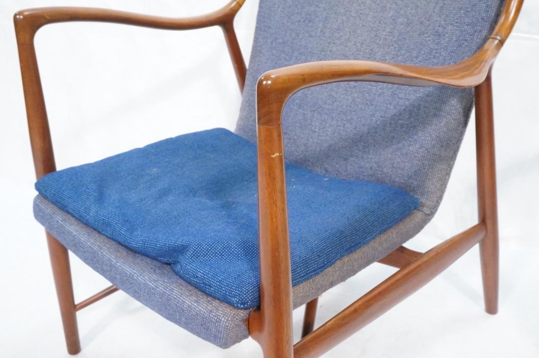 Pr FINN JUHL for ARNE VODDER Danish Lounge Chairs - 6