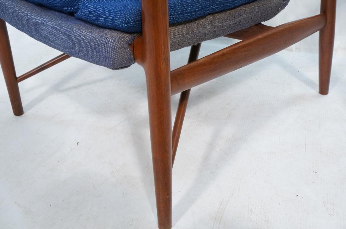 Pr FINN JUHL for ARNE VODDER Danish Lounge Chairs - 7