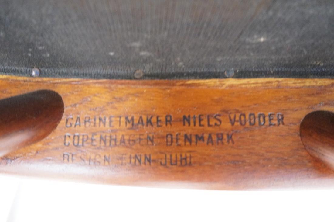 Pr FINN JUHL for ARNE VODDER Danish Lounge Chairs - 8
