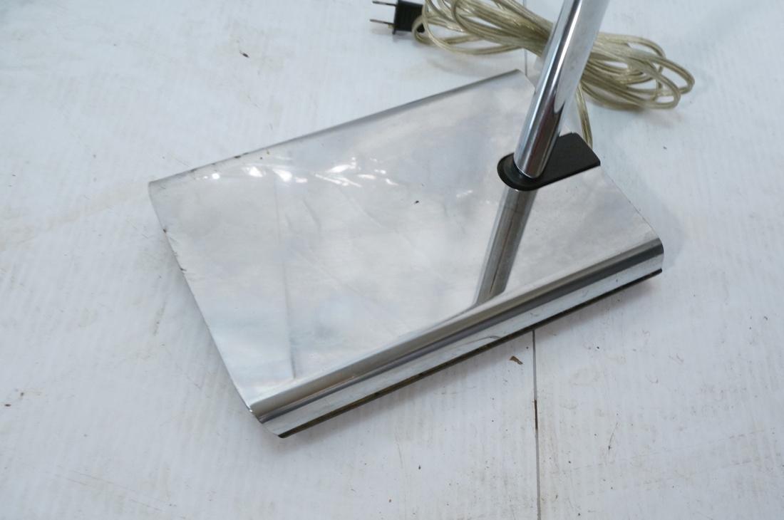 Pr KOCH & LOWY Chrome Modern Floor Lamps. Adjusta - 5