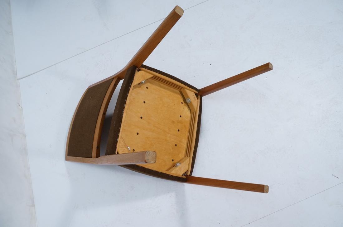 Set of 4 SVEGARDS Swedish Teak Dining Chairs. Bro - 10