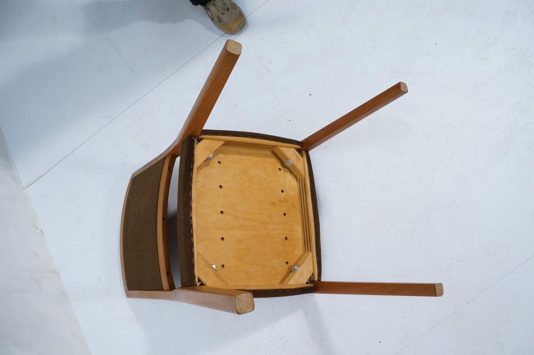 Set of 4 SVEGARDS Swedish Teak Dining Chairs. Bro - 9