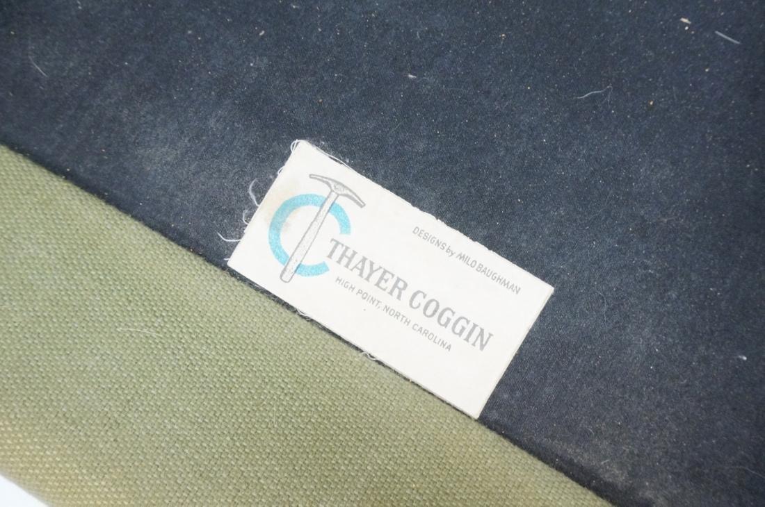 MILO BAUGHMAN for THAYER COGGIN Tall Back Lounge - 5