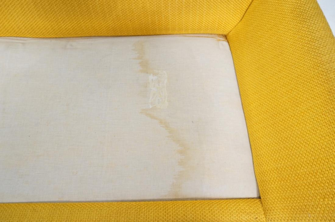 ADRIAN PEARSALL AMERICAN MODERN Sofa Gold. Angled - 10