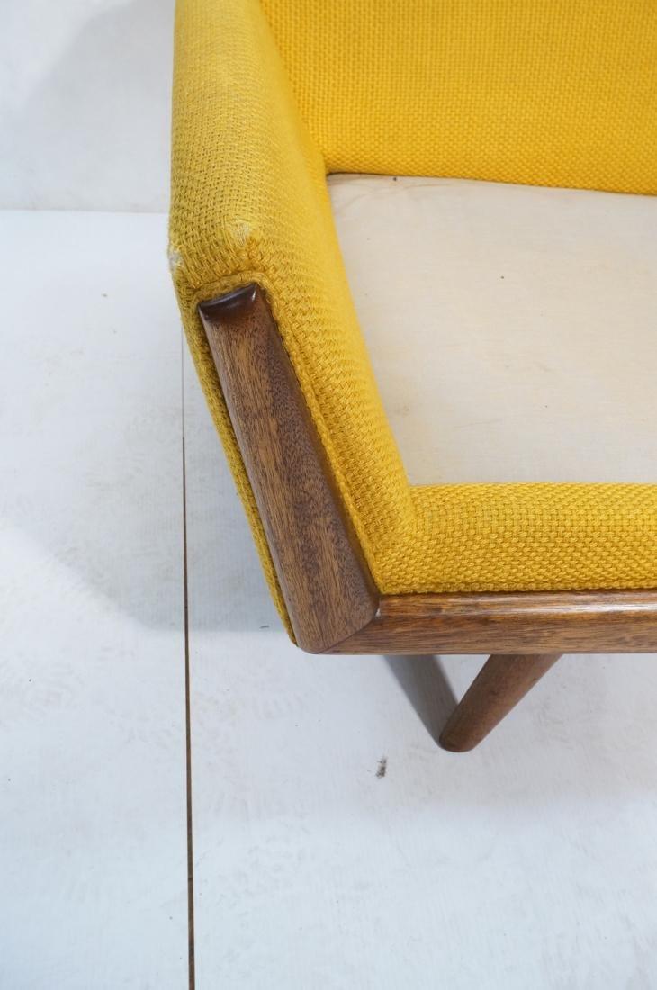 ADRIAN PEARSALL AMERICAN MODERN Sofa Gold. Angled - 3
