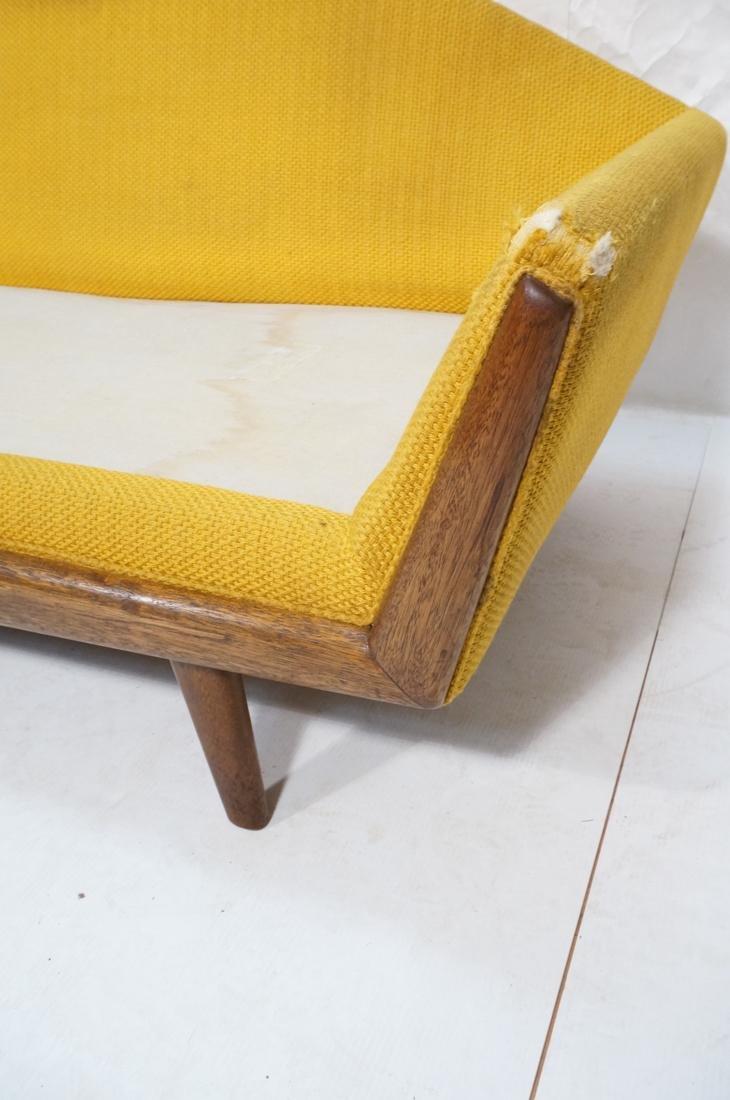 ADRIAN PEARSALL AMERICAN MODERN Sofa Gold. Angled - 7