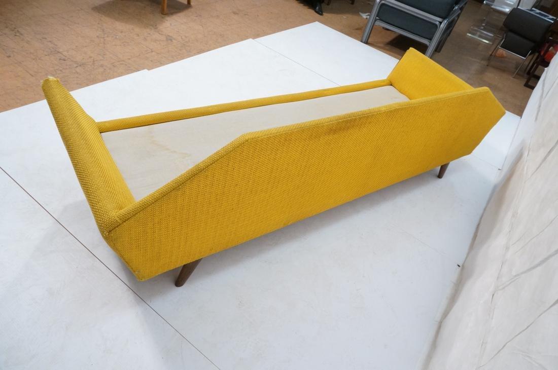 ADRIAN PEARSALL AMERICAN MODERN Sofa Gold. Angled - 8