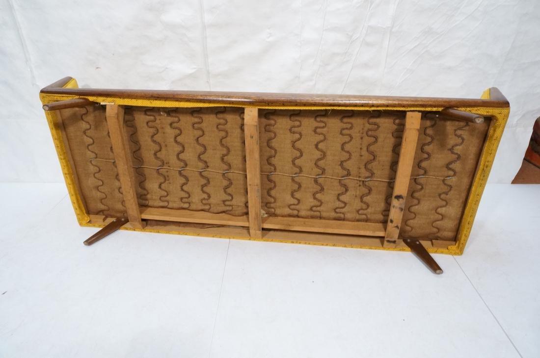 ADRIAN PEARSALL AMERICAN MODERN Sofa Gold. Angled - 9