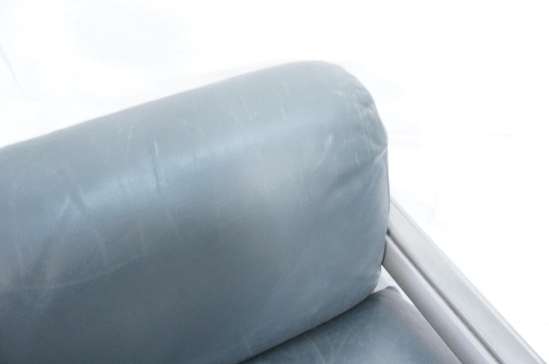Pr KNOLL International GAE AULENTI Lounge Chairs. - 5