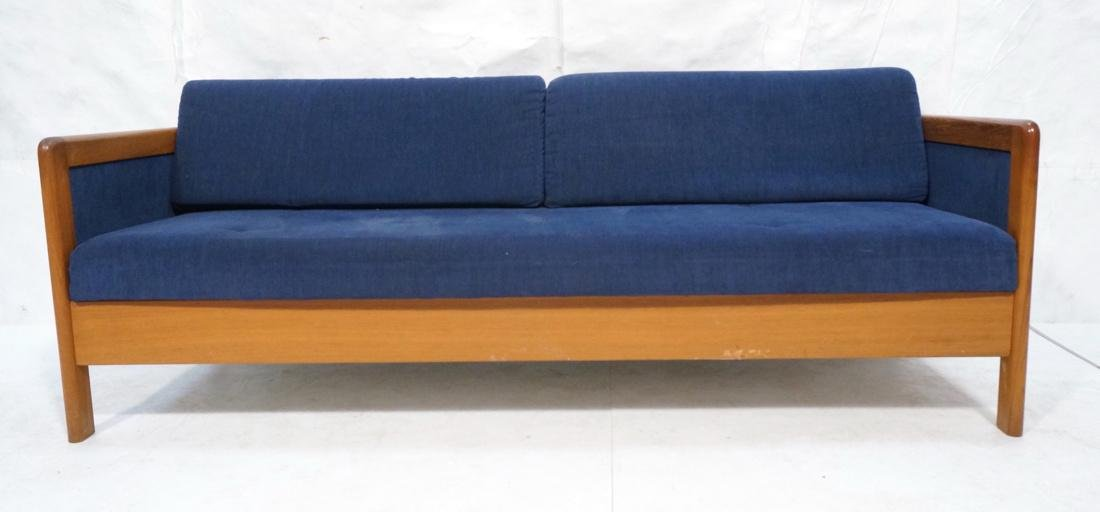 Danish Teak HESTBAEK Sleeper Sofa Couch. Danish t