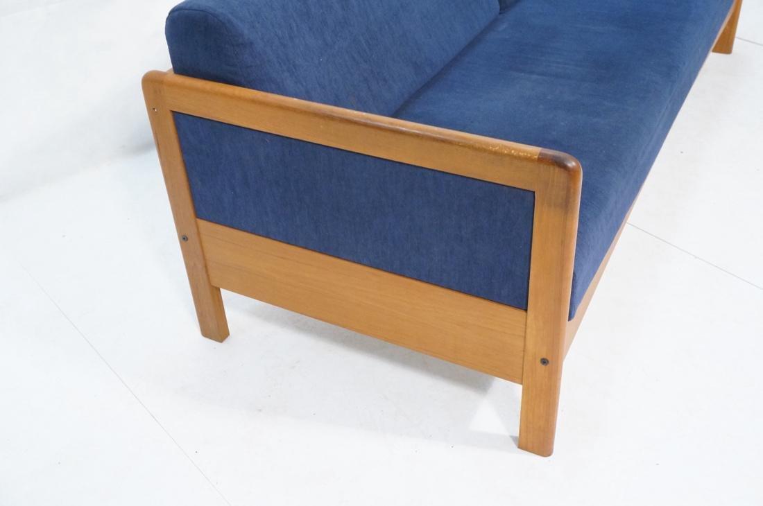Danish Teak HESTBAEK Sleeper Sofa Couch. Danish t - 3