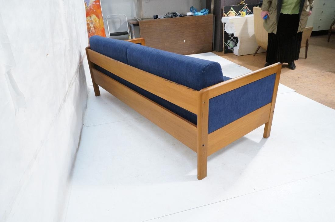 Danish Teak HESTBAEK Sleeper Sofa Couch. Danish t - 4