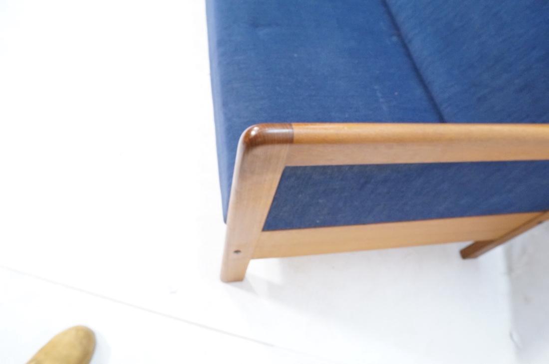 Danish Teak HESTBAEK Sleeper Sofa Couch. Danish t - 5