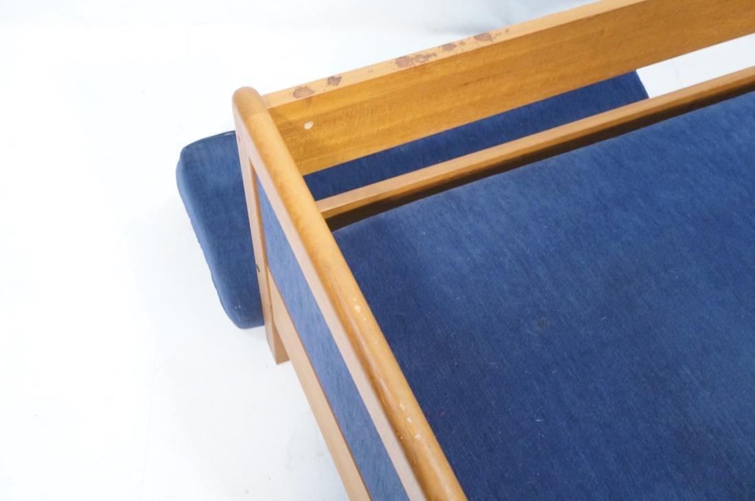 Danish Teak HESTBAEK Sleeper Sofa Couch. Danish t - 8